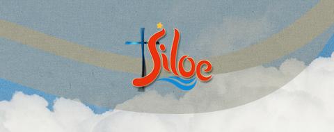 Il logo della comunità monastica di Siloe