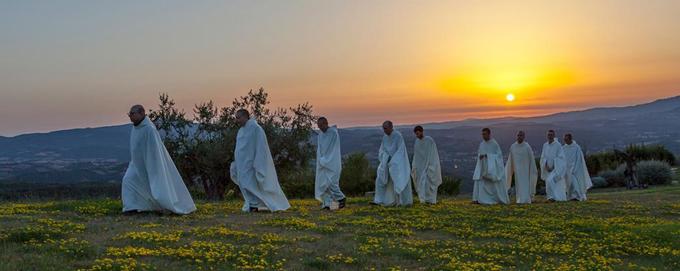 Agricoltura al monastero di Siloe